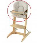 Housse de chaise haute Woodline Bébé Confort