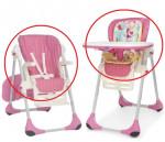 Housse de chaise Polly 2 en 1 Chicco - sirène