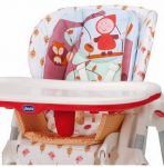 Housse de chaise polly 2 en 1 chicco happy land