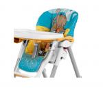 Housse de chaise haute Peg Perego Hippo giallo