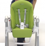Harnais de chaise Prima Pappa zero3 Peg Perego