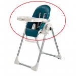 Housse chaise haute Siesta Petrolio Peg Perego