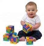 Cubes de bain souples Playgro