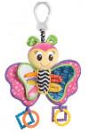 Peluche mon ami le papillon activités Playgro