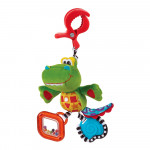 Jouet nomade Snappy l'alligator Playgro