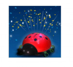 Veilleuse Coccinelle projection Galaxy Beetlestar