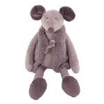 Mimi & Co - Mouse Lavande - 65 Cm Quax