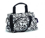 Sac a langer Summer Easton Tote blanc/noir