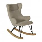 Rocking Kids Chair De Luxe - Argile Quax