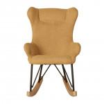 Rocking Kids Chair De Luxe - Saffran Quax