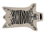 Tricot - Zebre Tapis - 132*97cm Quax