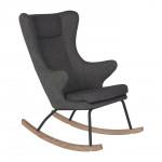 Rocking Chair adulte De Luxe - black Quax