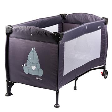 lit pliant 120 x 60 hippop quax les b b s du bonheur. Black Bedroom Furniture Sets. Home Design Ideas