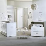 Chambre Nael Sauthon - lit+commode+armoire