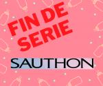 Fin de série Sauthon