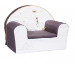 Fauteuil club Kenza Sauthon