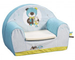 Fauteuil club Paddy Sauthon