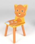 Chaise en bois Renard Ulysse