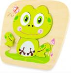 Puzzle bois grenouille Ulysse