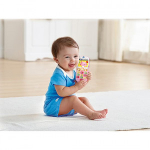 Baby smartphone bilingue rose Vtech