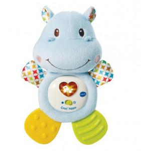 Croc' hippo bleu Vtech