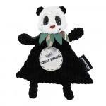 Doudou baby Rototos le panda Les Déglingos