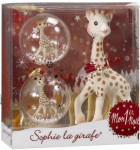 Coffret mon premier noel Sophie la girafe