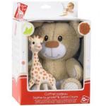 Coffret Sophie la girafe et Gabin l'ours