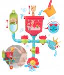 Jouet de bain Tuyaux Folies Sophie la girafe