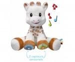 Peluche Touch & music Sophie la girafe